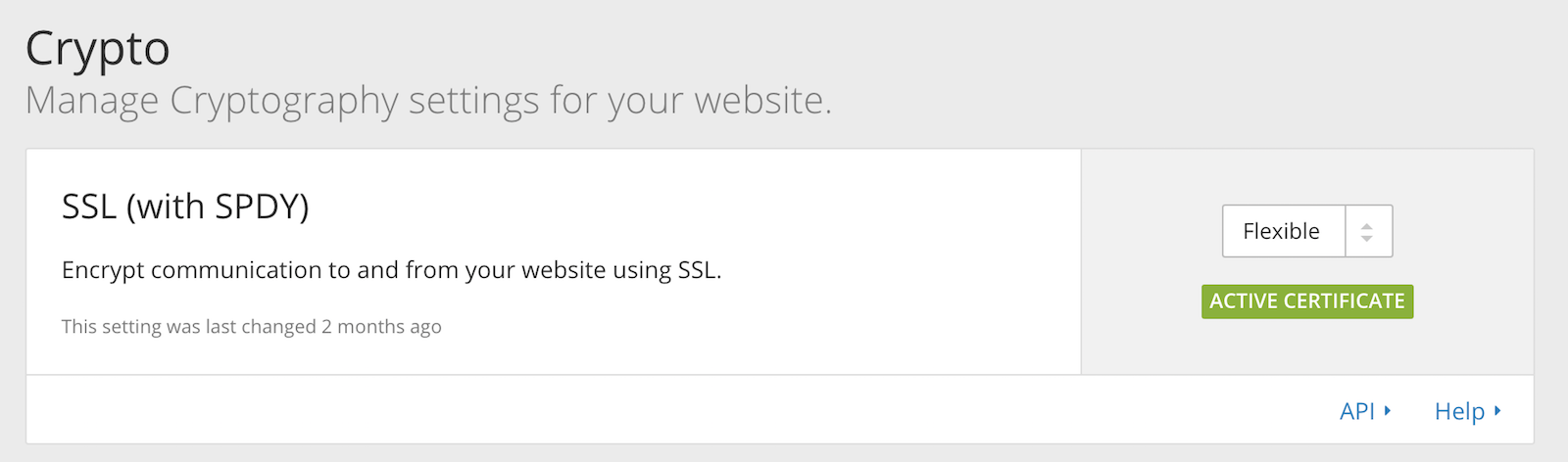 Using Ssl With Your Custom Domain